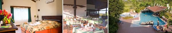 Hotel Arenal Springs in La Fortuna, Costa Rica