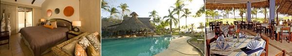 Hotel Bahia del Sol in Costa Rica