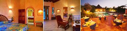 Hotel Cala Luna in Costa Rica