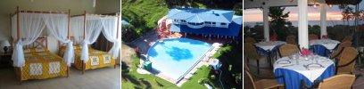 Hotel Cristal Ballena in Dominical, Costa Rica