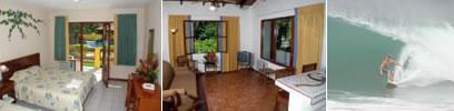 Hotel Fuego del Sol in Costa Rica