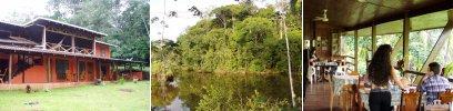 Hotel Laguna del Lagarto Eco-Lodge in Boca Tapada San Carlos Costa Rica