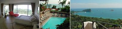 Hotel La Mariposa in Manuel Antonio Costa Rica