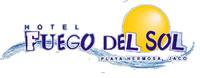 Logo Hotel Fuego del Sol in Costa Rica