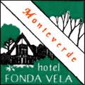 Logo Hotel Fonda Vela