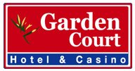 Logo Garden Court Hotel and Casino in Aeropuerto