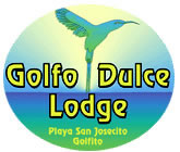 Logo Golfo Dulce Lodge in Costa Rica