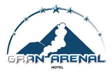 Logo Hotel Gran Arenal in La Fortuna