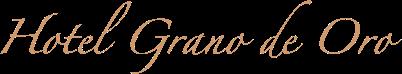 Logo Hotel Grano de Oro in Costa Rica
