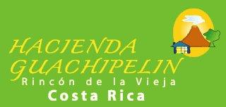 Logo Hotel Hacienda Guachipelin in Rincon de la Vieja