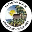 Logo Hotel La Paloma Lodge in Corcovado