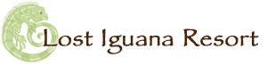 Logo Lost Iguana Resort in Costa Rica