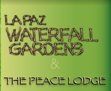 Logo Peace Lodge in Nature