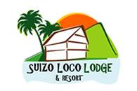 Logo Hotel Suizo Loco in Costa Rica
