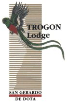 Logo Hotel Trogon Lodge in San Gerardo de Dota