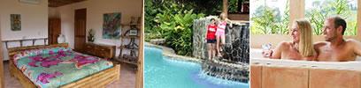Hotel Lost Iguana in Costa Rica