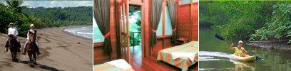 Pirate Cove Hotel in Osa, Costa Rica