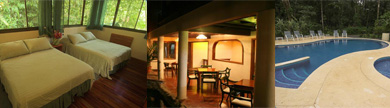 Hotel Selva Verde in Sarapiqui, Costa Rica