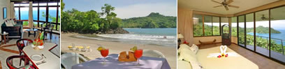 Hotel Tulemar Bungalows in Costa Rica