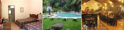 Hotel Villa Lapas in Carara Costa Rica