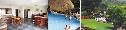 Hotel Tamarindo Vista Villas in Costa Rica