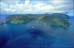 Cocos Island, Pacific Coast - Costa Rica