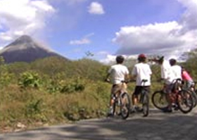 Mountain Biking in Arenal