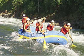Pacuare River One-Day Tour