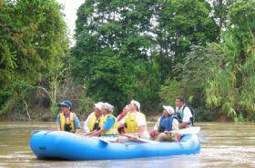 Safari Float Activities