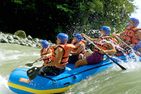 Savegre River Tour