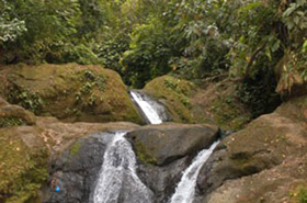 Tocori Waterfalls Tour