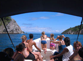 Tortuga Island Full Day Tour, All Inclusive! Tour Tour